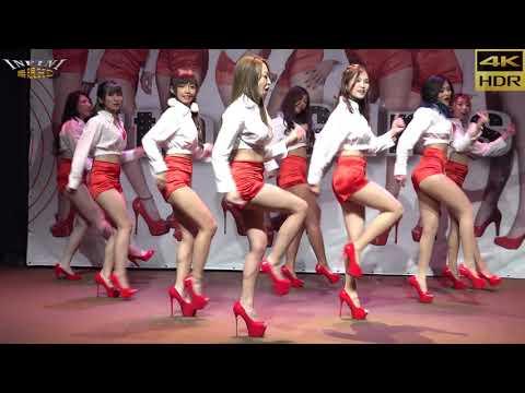 【大港新聞】Star Girls 發片記者會 3 鬼亂怕火(4K HDR)