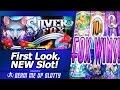 Silver Fox Slot Bonus - First Look, Free Spins in new Multimedia Games slot