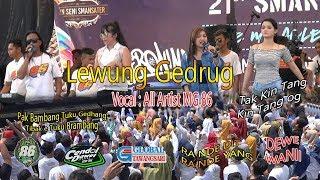 Gambar cover LEWUNG GEDRUK GAYENG MG 86//LIVE SMA N 1 NGUTER SUKOHARJO