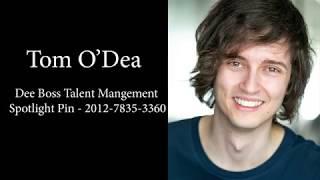 Tom O'Dea Actor Showreel 2019