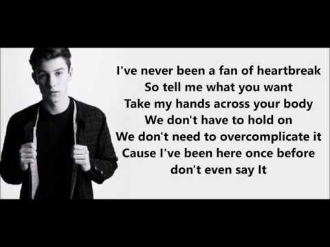 No Promises - Shawn Mendes (Lyrics)