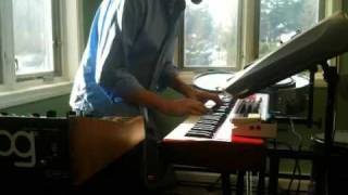 Common - Go - Keyboard Instrumental Improv by Dan Shure