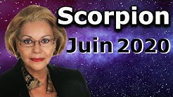 Horoscope Scorpion Juin 2020