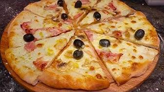 Невероятна домашна пица - от тестото до изпичането (епизод 198)