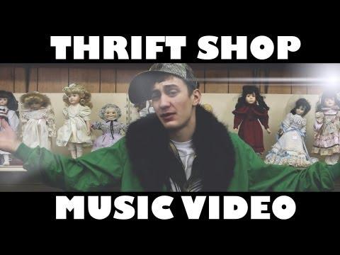 THRIFT SHOP  MACKLEMORE Clean Music