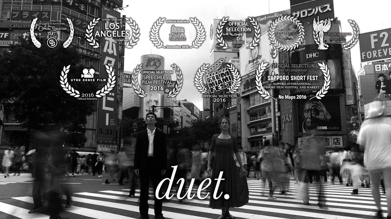 "tarinainanika|ShortFilm ""duet."" Trailer"