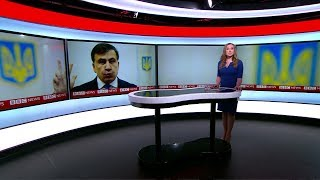 ТВ-новости: как Михаила Саакашвили выслали в Польшу