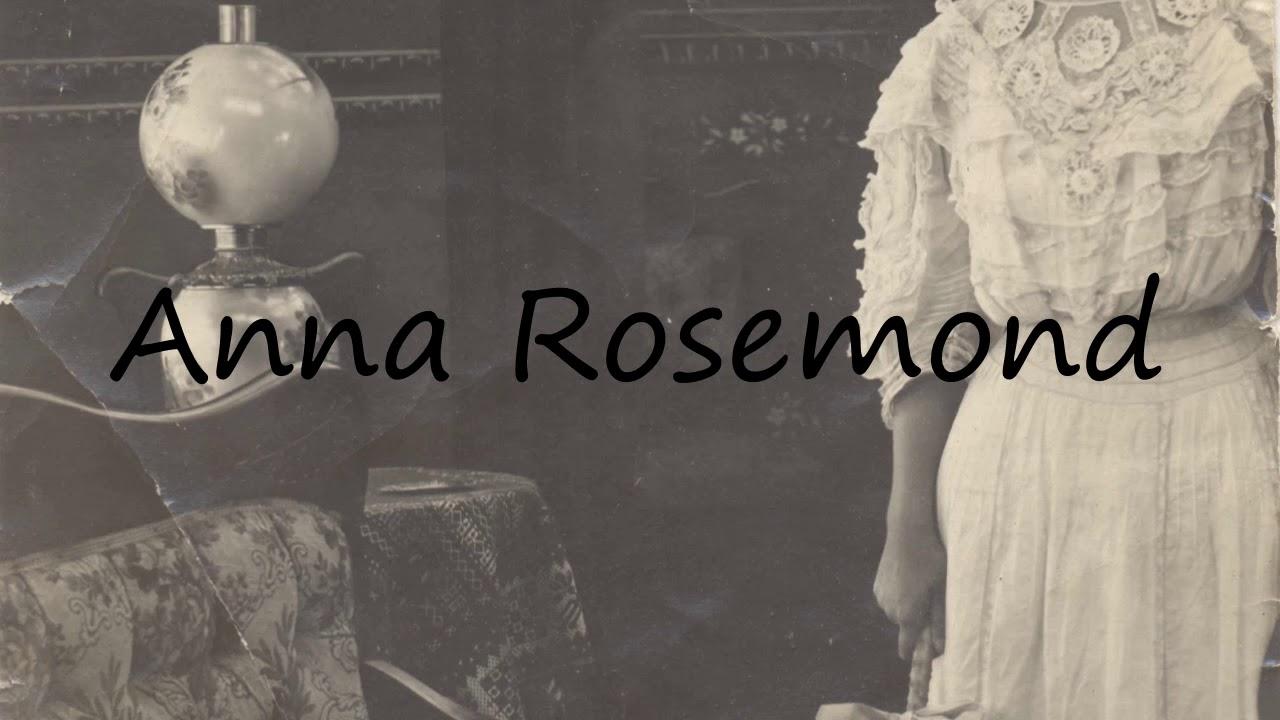 Anna Rosemond Anna Rosemond new foto
