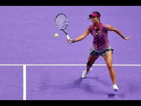 Li Na vs Sara Errani | 2013 TEB BNP Paribas WTA Championships- Istanbul Highlights