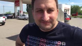 Рыбалка в мае 2016. Харабалинский р-н Селитренное. Часть 1: дорога