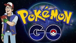 Pokemon GO - Pokemon In Real Life?