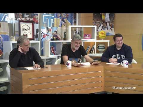 COLGADOS DEL ARO T3 - Estu vs Joventut duelo de Canteras en el Juego de Estrategia - Sem27 #CdA102