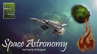 Minecraft FTB: Space Astronomy - #2 Кругом вражины