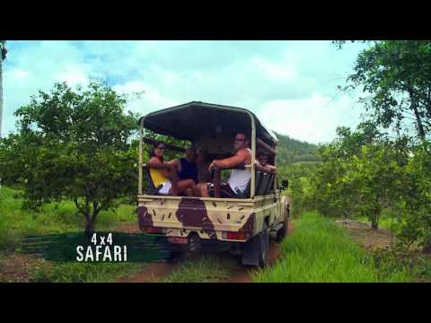 4x4 Off-Road Safari - Video