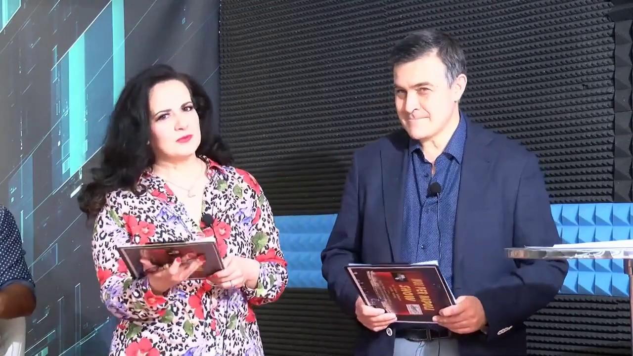 Noi per Napoli Show in Tv: la lirica incontra Arte, Cultura e Società su  puntata 0 - YouTube