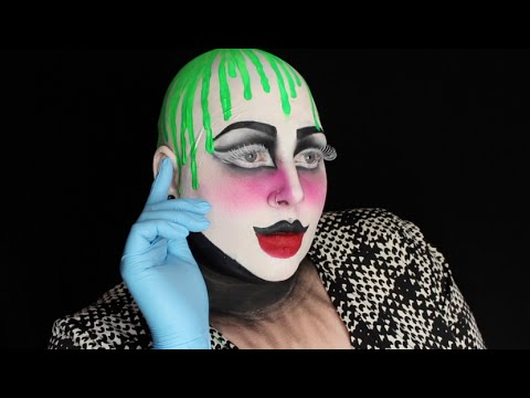 Leigh Bowery Makeup Tutorial Youtube