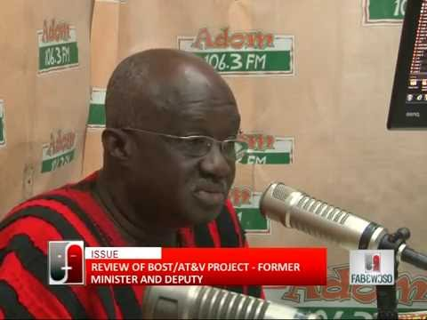 Financial Misappropriation(Ministry of energy) - Fabewoso on Adom TV (17-6-16)