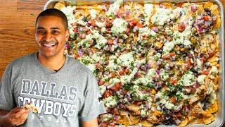 Here's How To Make Chef JJ's Plantain Nachos • Tasty