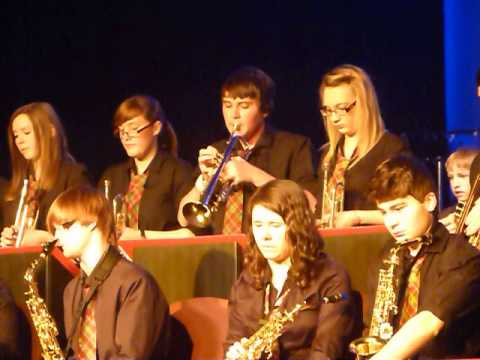 Brass Machine - Highland Youth Big Band