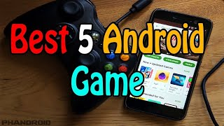Top 5 best games for Android - Beast Android gaming
