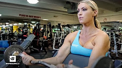 Favorite Arm Exercises | IFBB Bikini Pro Tabitha Campominosi