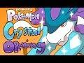Pokemon Crystal Opening (Animated)