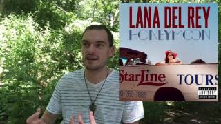 Lana Del Rey - Honeymoon (Album Review)