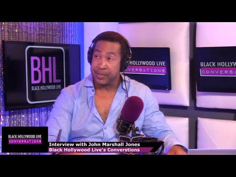 John Marshall Jones Interview | Black Hollywood Lives' Conversations