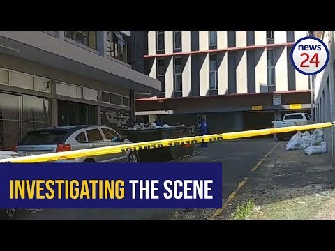 WATCH: Durban metro police officer among 3 dead in CBD shooting