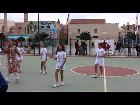 Cretan Kings Assist Basketball: Η χορευτική ομάδα του 1ου Δημοτικού (Bollywood)