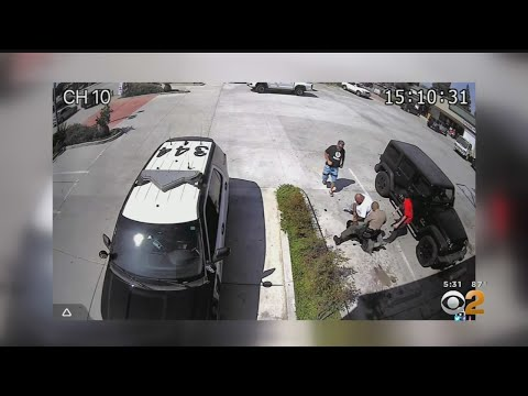 3 Good Samaritans Help Subdue Homeless Man Who Grabbed Deputy's Gun