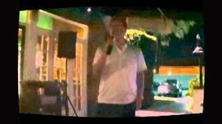 Ner Azaula The Singing Dentist - Karaoke @ Lulu's Restaurant