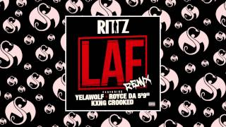 "Download Rittz - LAF Remix (Feat. Yelawolf, Royce Da 5'9"", & KXNG CROOKED) 