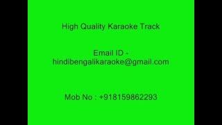 Esho Shyamal Sundar - Karaoke - Asha Bhosle - Rabindra Sangeet
