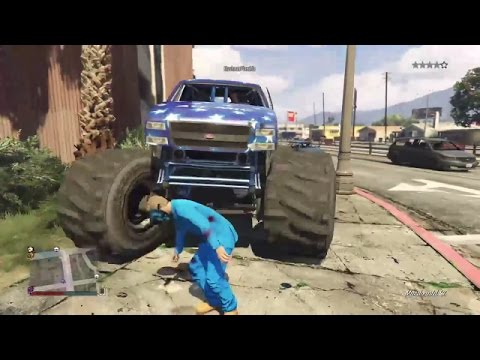 "GTA V ONLINE Gameplay / Let""s Play (#2)"