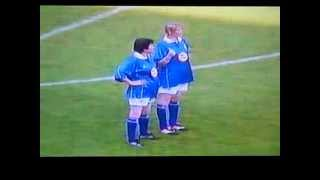 Leicester City Fc Final Games At Filbert Street May 2002 - Ladies