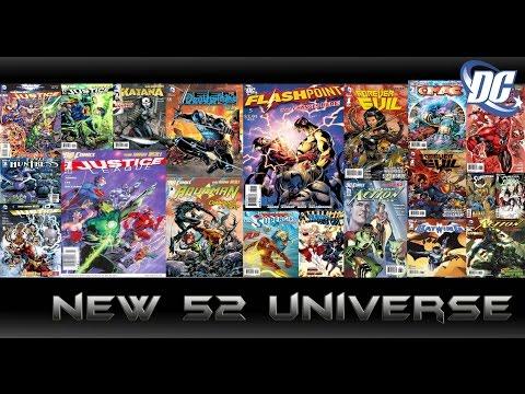 [New 52]comic world daily