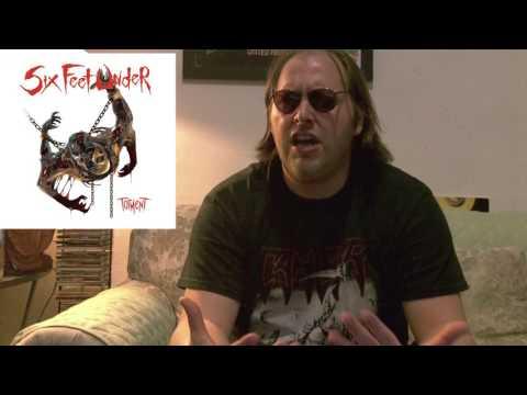 Six Feet Under - TORMENT Album Review