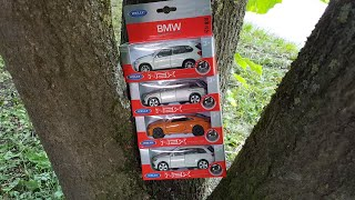 Car for Kids on the tree Dlan by unboxing welly cars video for kids