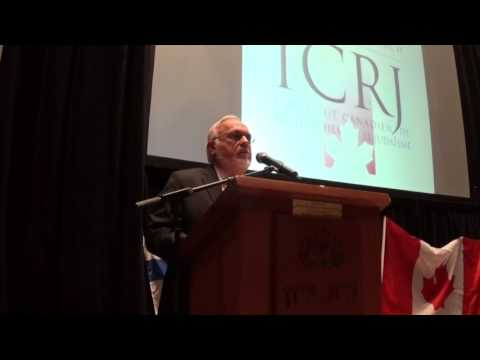 Rabbi Abraham Cooper's Keynote Address at CIJR's 29th Anniversary Gala