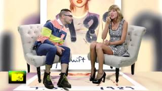 Video Jack Antonoff's Adorable Nickname For Taylor is Deadtooth   News Video   MTV download MP3, 3GP, MP4, WEBM, AVI, FLV Juni 2017