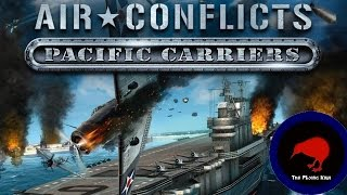 ★Air Conflict Pacific Carriers Watchtower Patrol Episode Nine★