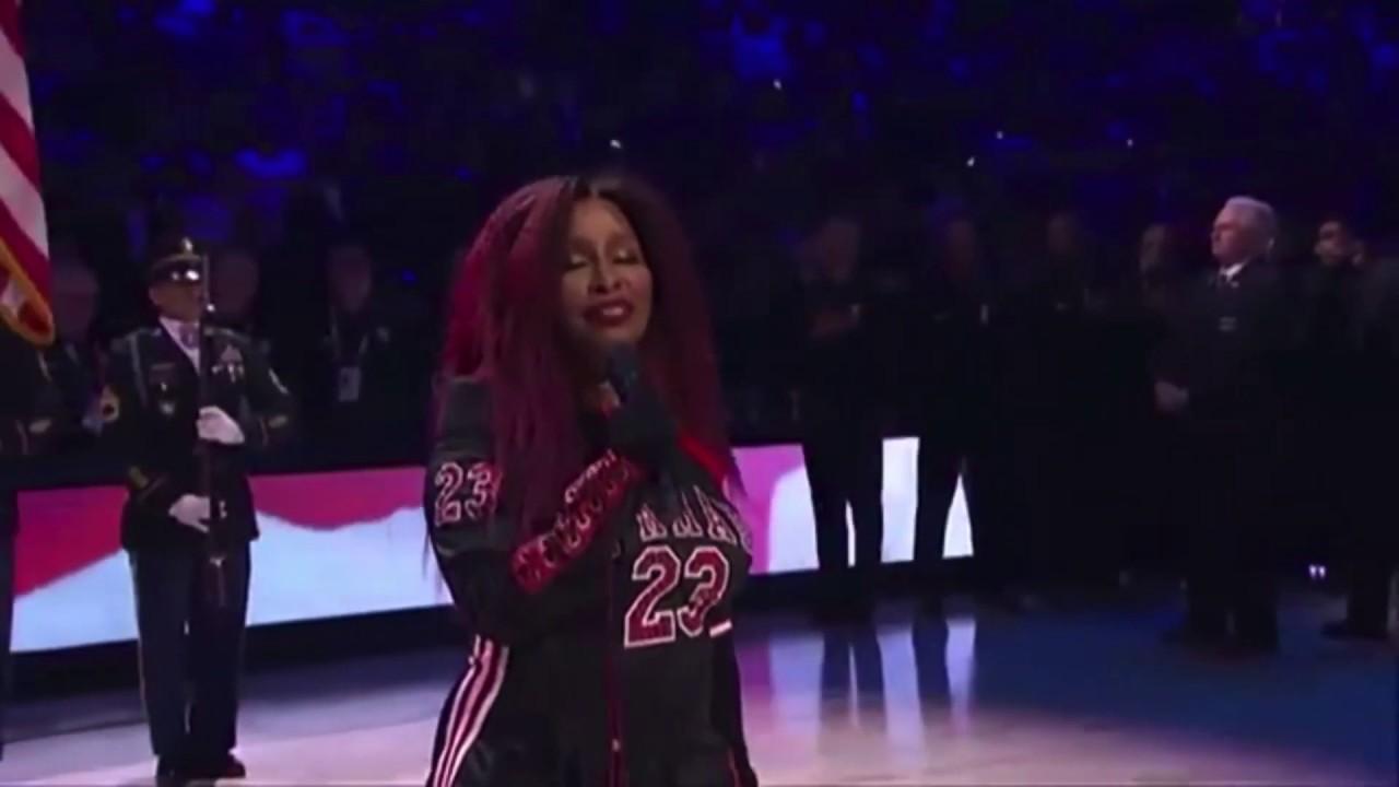 Chaka Khan National Anthem Debacle | 2020 NBA All-Star Game