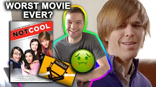 "Shane Dawson's ""Not Cool"" (2014) is Highly Offensive! 😬 Full Movie Commentary"