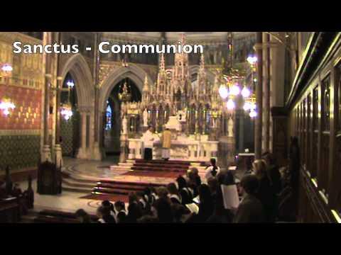 Sanctus, Benedictus, Libera, Agnus Dei, Céad míle fáilte