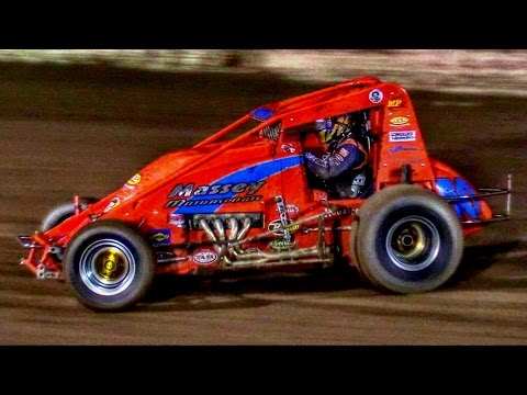USAC SouthWest SprintCar Main At Canyon Speedway Park October 22nd 2016