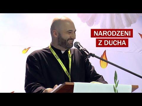 Forum Charyzmatyczne Szczecin 2018 - Konferencja 7 - ks. Michał Olszewski