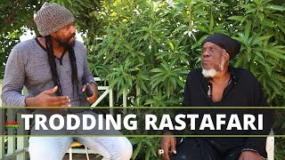 "Mutabaruka Interview ""Skin Bleaching in Jamaica, Crime, Unity, and  Interviewing Jesus"" Pt. 3"