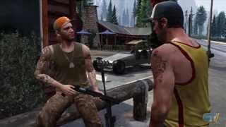 GTA V: Trevor Gameplay