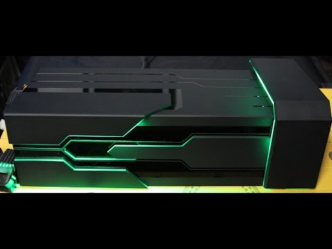 "How to make Custom PSU Shroud ""Dark Imperial"" Inspired DC Mods"